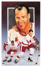 Gordie Howe, Considered one of the Greatest Hockey Players of All Time