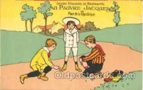 spo015009 - Marbles Postcard Postcards