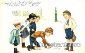 spo015011 - Marble, Marbles, Postcard Postcards