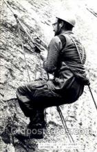 spo016014 - Mountain Climbing, Hiking, Rock Climbing Postcard Postcards