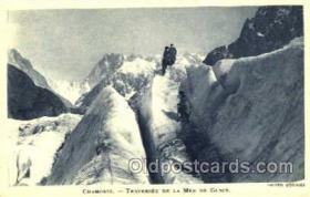 spo016018 - Mountain Climbing, Hiking, Rock Climbing Postcard Postcards