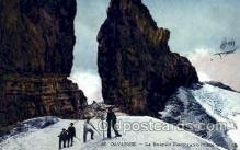 spo016021 - Gavarnie, Mountain Climbing, Hiking, Rock Climbing Postcard Postcards