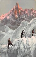 Chamonix Montanvert La Mer de Giace