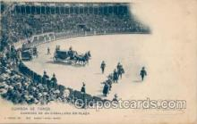 spo017003 - Bull fighting Corrida De Toros,  Postcard Postcards