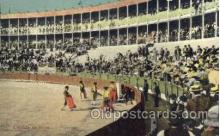 spo017021 - Bull Fighting Postcard
