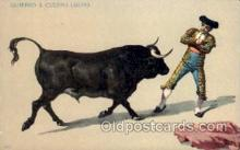 spo017024 - Bullfighting Postcard