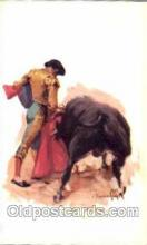 spo017029 - Bullfighting Postcard