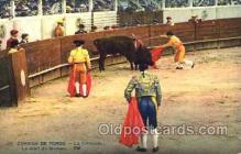spo017032 - Bullfighting postcards