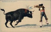 spo017033 - Bullfighting postcards