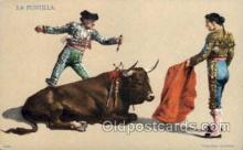 spo017034 - Bullfighting postcards