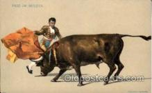 spo017035 - Bullfighting postcards
