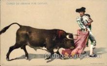 spo017036 - Bullfighting postcards