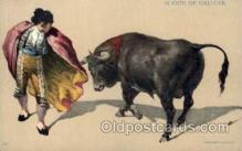 spo017037 - Bullfighting postcards