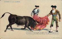 spo017038 - Bullfighting postcards