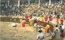 spo017041 - Bullfighting postcards