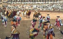 spo017042 - Bullfighting postcards
