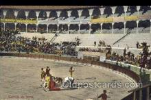 spo017043 - Bullfighting postcard