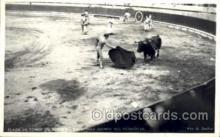 spo017045 - Bullfighting postcard