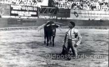 spo017046 - Bullfighting postcard