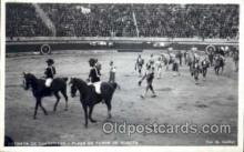 spo017047 - Bullfighting postcard