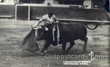 spo017048 - Bullfighting postcard