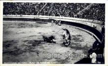 spo017049 - Bullfighting postcard