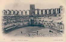 spo017101 - Arles, Bullfighting Postcard Postcards