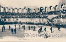 spo017103 - Arles, Bullfighting Postcard Postcards