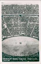 spo017105 - Plaza De Toros, Mexico, Bull fighting Postcard Postcards