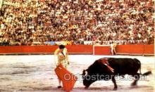 spo017106 - Mexican Bullfighting Postcard Postcards