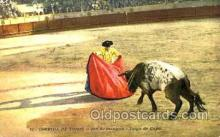 spo017111 - Corrida De Tores Bullfighting Postcard Postcards