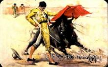 spo017113 - Bullfighting Postcard Postcards