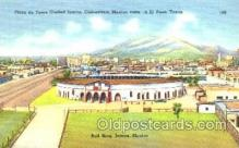 spo017116 - Juarez, Mexico Bullfighting Postcard Postcards