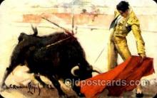spo017120 - Bullfighting Postcard Postcards