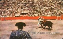 spo017122 - Bullfighting Postcard Postcards
