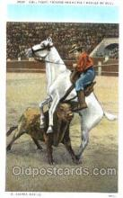 spo017124 - Bullfighting Postcard Postcards