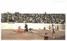 spo017126 - Mexican Bullfighting Postcard Postcards