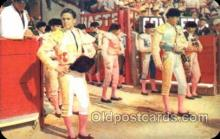 spo017127 - Mexican Bullfighting Postcard Postcards