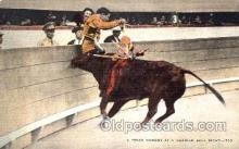 spo017128 - Mexican Bullfighting Postcard Postcards