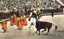 spo017129 - Bullfighting Postcard Postcards