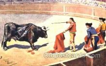 spo017134 - Bullfighting Postcard Postcards