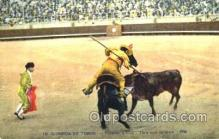 spo017135 - Corrida De Tores Bullfighting Postcard Postcards