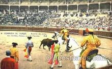 spo017136 - Corrida De Tores Bullfighting Postcard Postcards