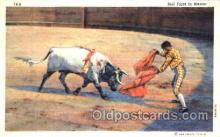 spo017142 - Bullfighting Postcard Postcards