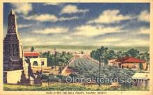 spo017144 - Tia Juana, Mexico, Bullfighting Postcard Postcards