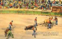 spo017147 - Bullfighting Postcard Postcards