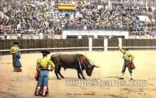 spo017149 - Bullfighting Postcard Postcards