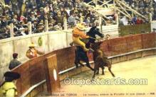 spo017154 - Corrida De Tores Bullfighting Postcard Postcards