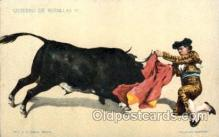 spo017156 - Bullfighting Postcard Postcards