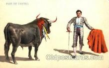 spo017157 - Bullfighting Postcard Postcards